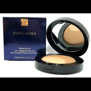 Estee lauder perfectionist powder duo extra deep